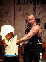 STIHL TIMBERSPORTS U.S. Championships: Standing Block Chop