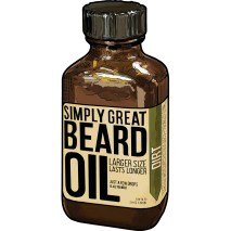 Simply Great Beard Oil: Dirt Item #29409