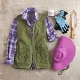 51009 Women's Heirloom Garden Vest