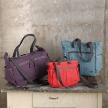 Weekender Canvas Travel Totes and Bags