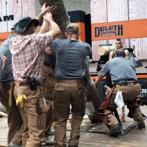 "STIHL® TIMBERSPORTS® ""Wood Monkeys"" Stage Crew"