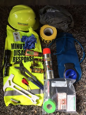 Minuteman Storm Chaser Supplies