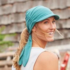 Women's Dry on the Fly Visor Headband