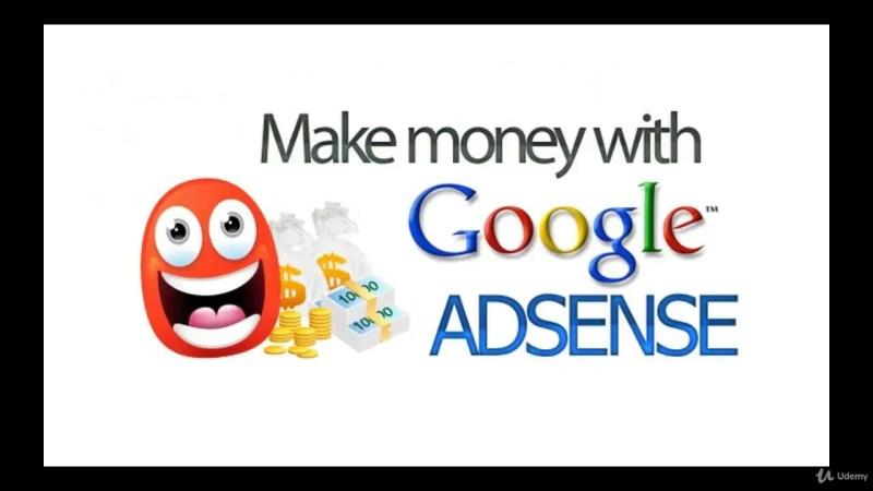 how to make money online using google adsense