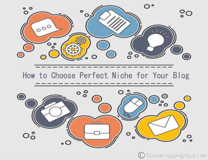 How To Choose The Perfect Niche For Your Blog