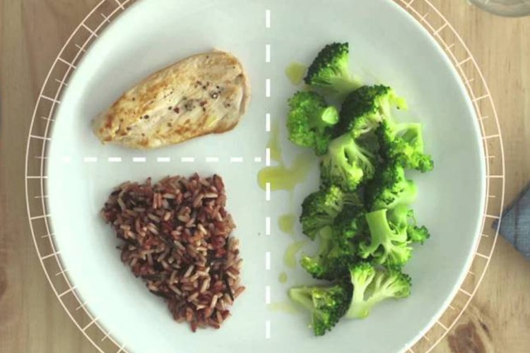 Aprende a comer sano con el método del plato