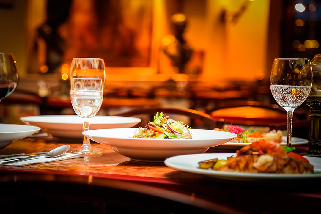 Trucos para comer sano en restaurantes