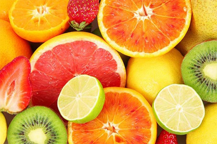 La naranja y la Vitamina C