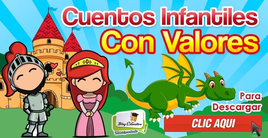 Cuentos infantiles con Valores gratis - Blog Educativo