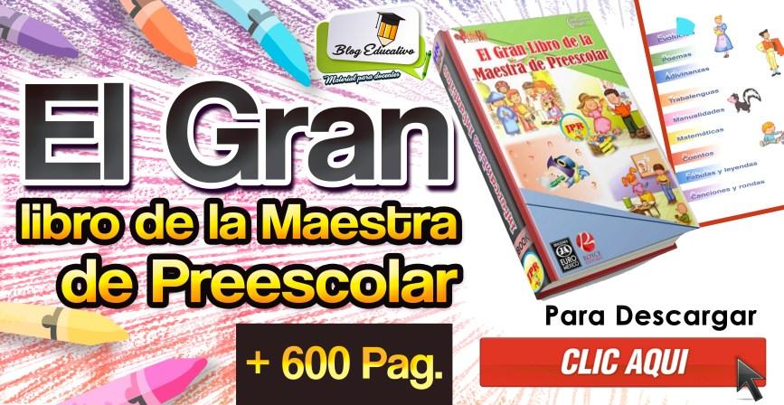 El Gran Libro de la Maestra de Preescolar - Blog Educativo