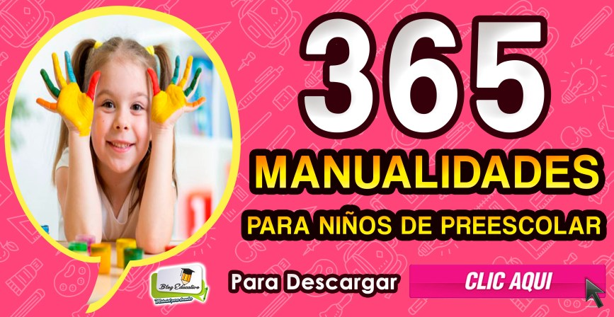 365 Manualidades para niños de preescolar - Blog Educativo
