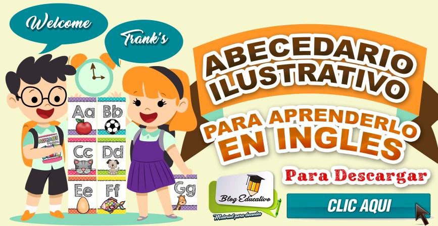 Abecedario Ilustrativo para aprender en Ingles - Blog Educativo