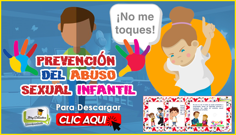 Prevención del Abuso Sexual Infantil PDF - Blog Educativo