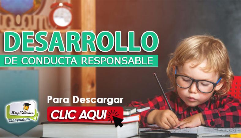 Desarrollo de la Conducta Responsable - Blog Educativo