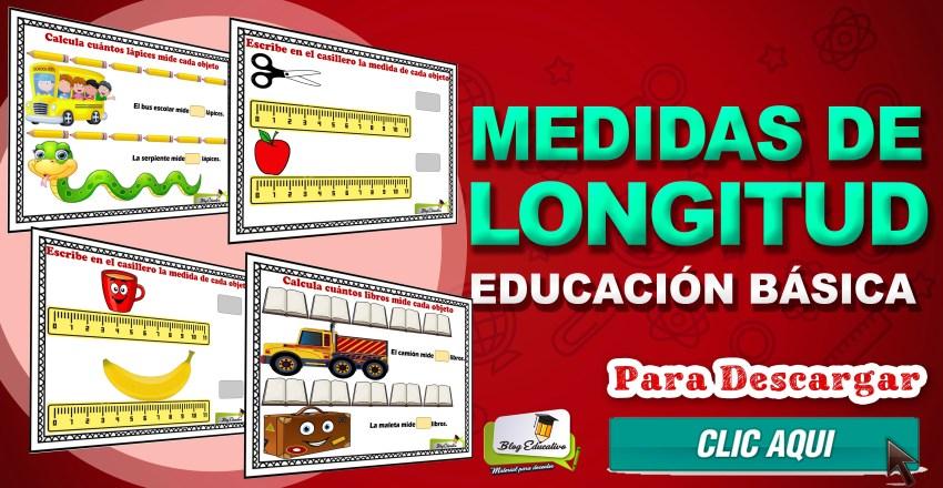 Medidas de Longitud para Educación Básica - Blog Educativo