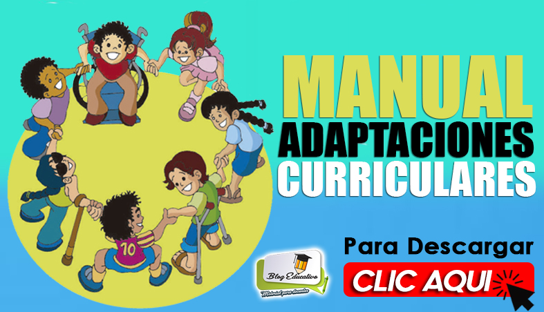Manual Adaptaciones Curriculares - Blog Educativo