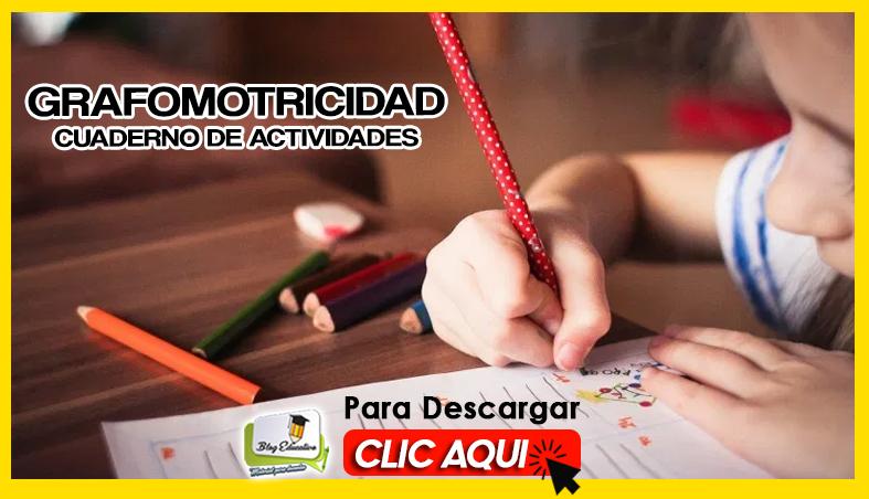 Grafomotricidad Cuaderno de Actividades para Niños