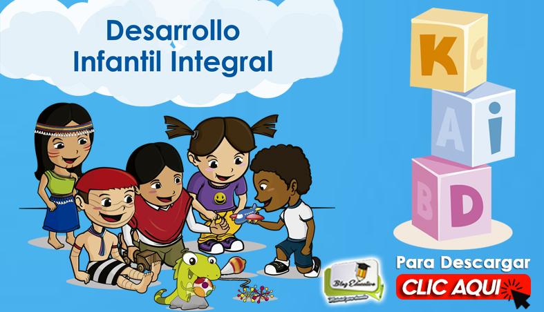 Manual de Desarrollo Infantil Integral - Blog Educativo