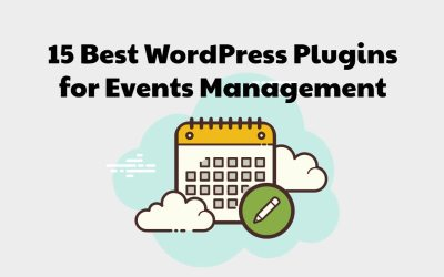 15 Best WordPress Plugins for Events Management in 2020