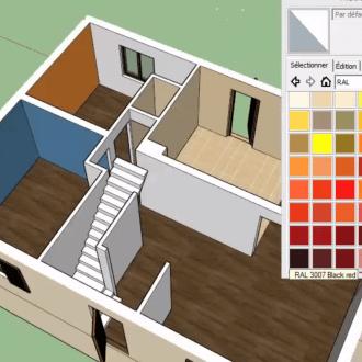 Dessiner interieur maison pour with dessiner interieur for Cours de decoration interieur en ligne gratuit