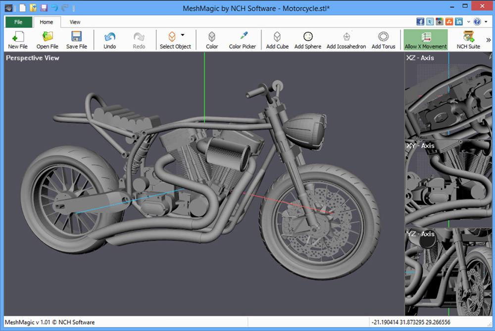 Logiciels de cao gratuits ou avec version d essai gratuites Online 3d modeling