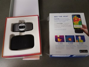 FLIR One - Unboxing Testing And Review
