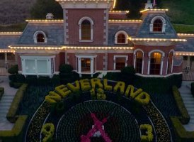 Neverland Ranch In Ruins