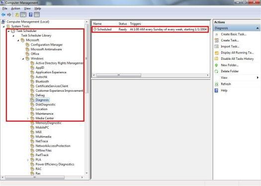 Windows 7 Deleting Shortcuts Off Of Users Desktop