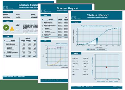 CS Project Status Reporting (PSR), l'extension idéale à Microsoft Project Server pour la gestion de rapports d'état enrichis (3/4)