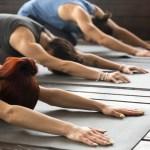 Postures de yoga: déterminer / faire une bonne séance