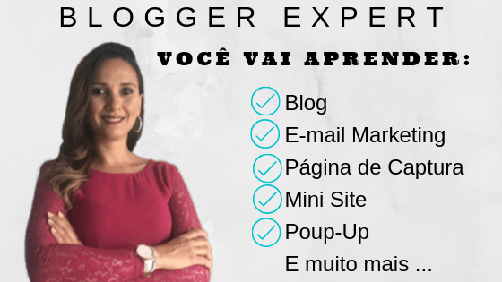 curso blogger expert ensina como fazer blog.gratis - CURSO BLOGGER EXPERT - Como criar um BLOG grátis (passo a passo)