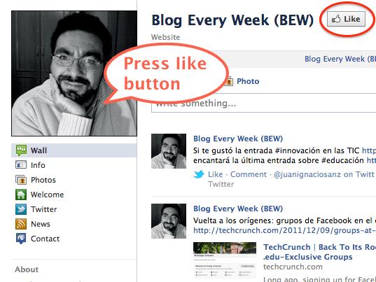 Magnifica tus tweets, muro de Facebook y entradas del blog con Flipboard (1/6)