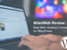 MilesWeb Hosting Review