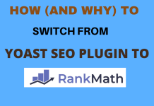 Switch From Yoast SEO To Rank Math