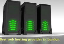 Best web hosting provider in London