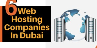 Web Hosting Companies in Dubai