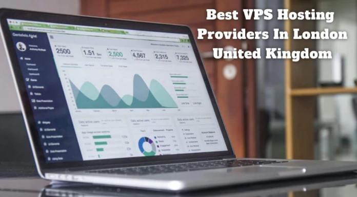 Best VPS Hosting Providers in London United Kingdom