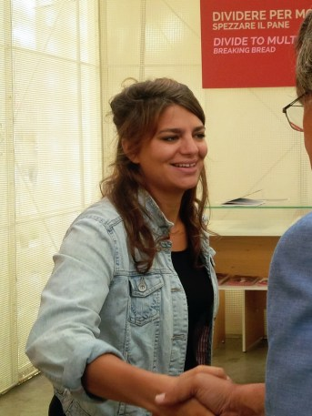 Lea, in servizio civile per Caritas