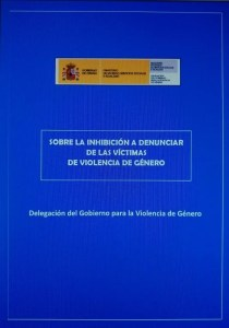 Estudio sobre la inhibición a denunciar de las víctimas de violencia de género