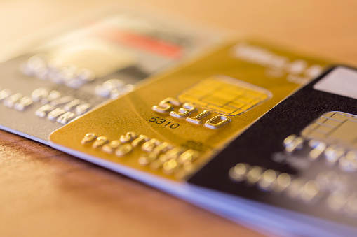 chip card credit cards