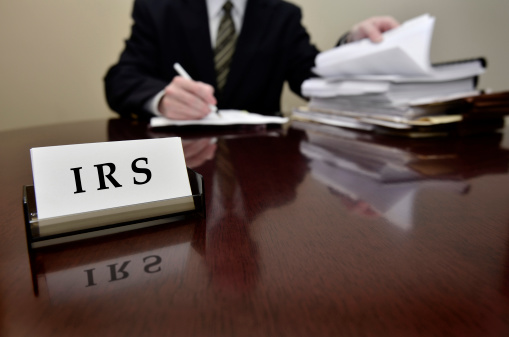 IRS Tax Auditor
