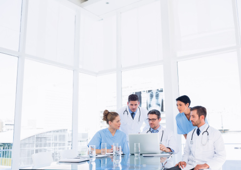 healthcare computer support