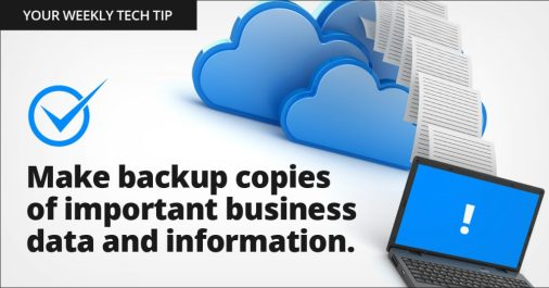 Multiple Backup Copies