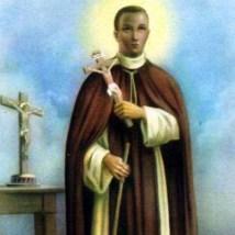 San Martín de Porres Velázquez O.P. o San Martín de Porras Velázquez O.P. fue un fraile peruano de la orden de los dominicos