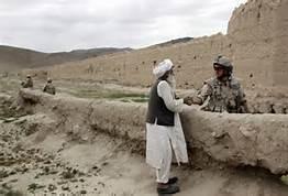 Afghan Troop 1