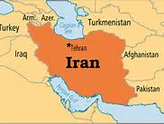 Iran  map Hoo