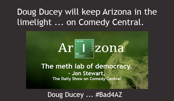 Doug Ducey too extreme