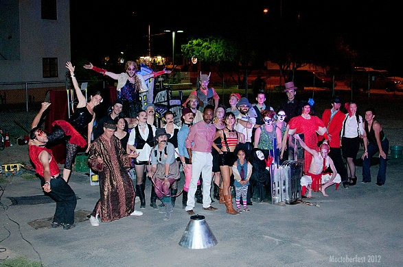 Moctoberfest entertainers from 2012 spring festival
