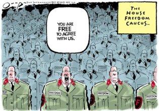 The Freedom Caucus