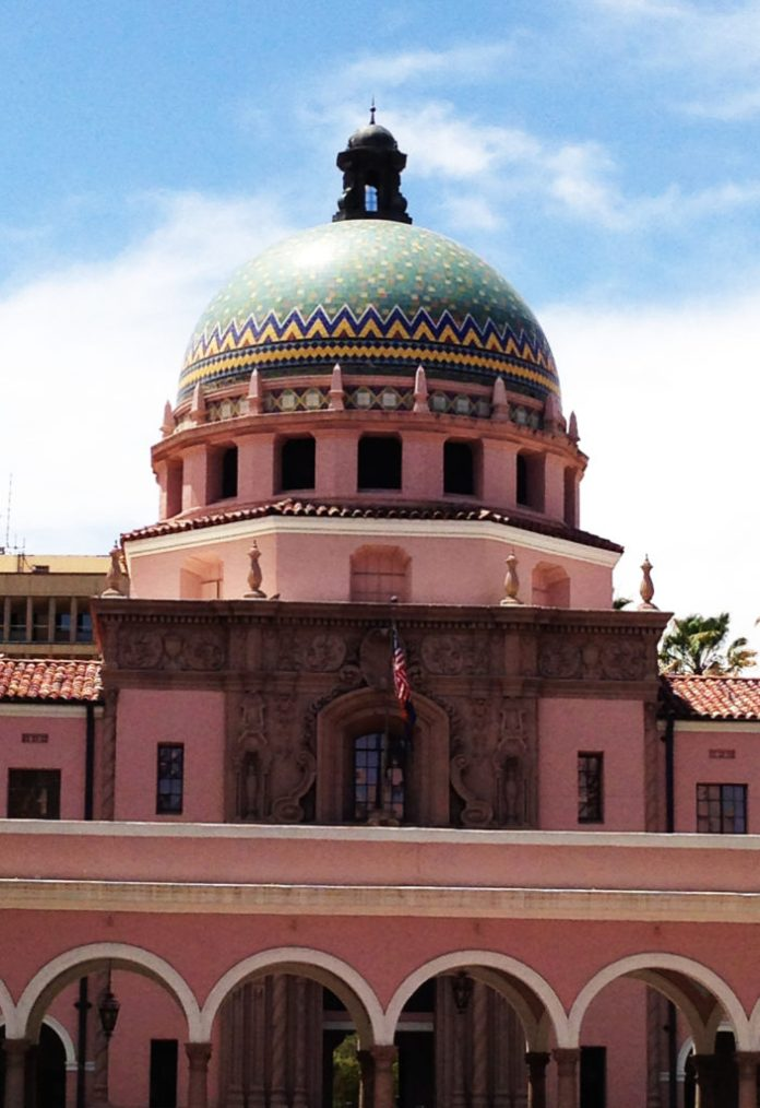 Pima County Courthouse